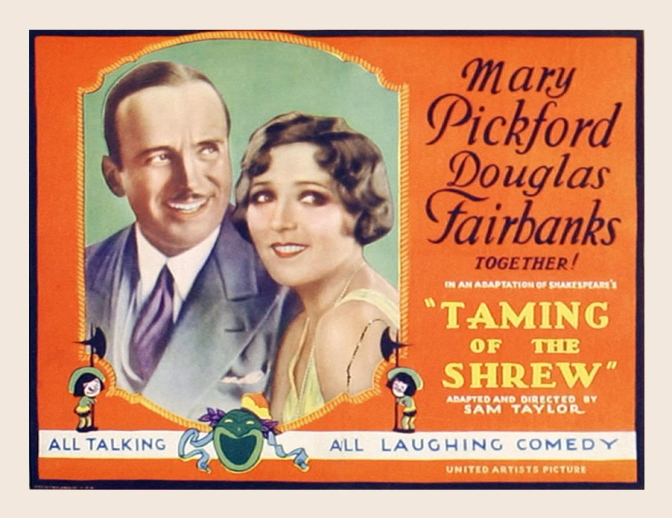 Taming of the Shrew, The (1929)