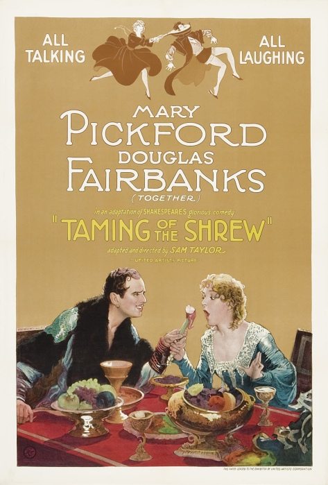 Taming of the Shrew 1929 2