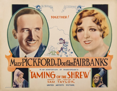 Taming of the Shrew 1929 3