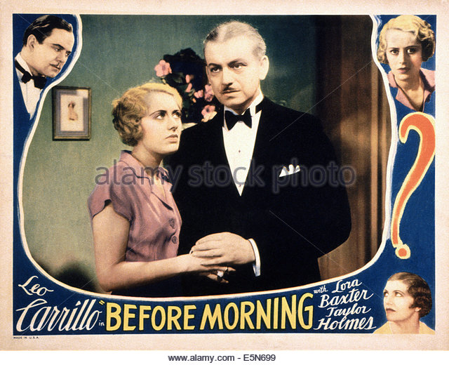 Before Morning (1933)