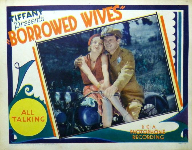 Borrowed Wives (1930)