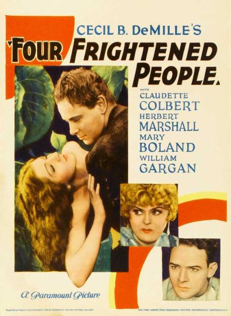 Four Frightened People 1
